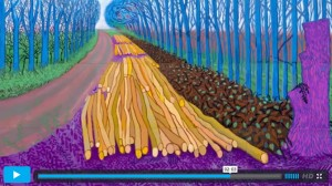 David Hockney exh 1