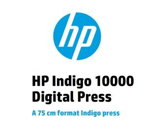 HP Indigo 10000 BFI