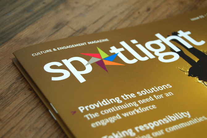Spotlight-cover