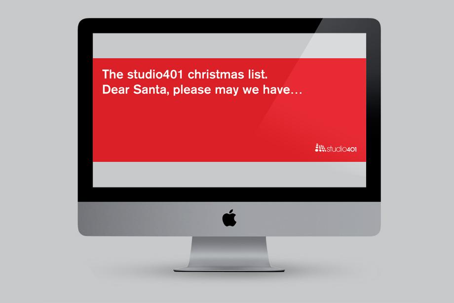 Christmas slider screen 1