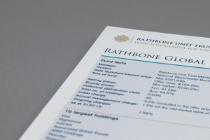 Rathbone Unit Trust Fact sheet 14N