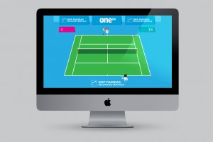 OneUK tennis game