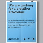 creative artworker fbposter